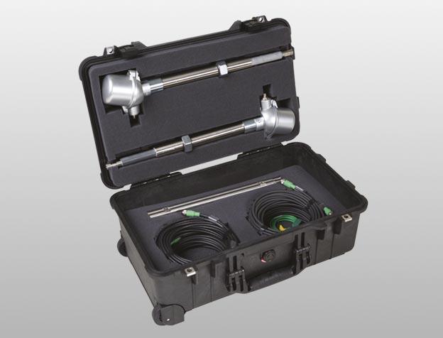 PROMECON MECONTROL Air. Prędkość i objętość powietrza. Pomiar, monitorowanie i optymalizacja. Krótka charakterystyka produktu.